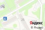 Схема проезда до компании ЛомбардИнвестПоддержка в Барнауле