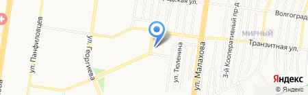 Декор Мастер на карте Барнаула