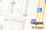 Схема проезда до компании Бахус в Барнауле