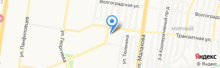 FEELNATURAL на карте Барнаула
