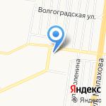 Бизнес-Градъ на карте Барнаула