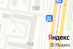 Схема проезда до компании Евангелина в Барнауле