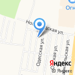 ЭкоГазСибири на карте Барнаула