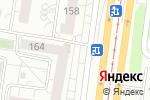 Схема проезда до компании Новострой в Барнауле