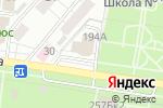 Схема проезда до компании Лидер в Барнауле