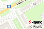 Схема проезда до компании Мастерская по ремонту часов и изготовлению ключей в Барнауле