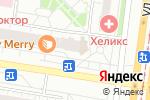 Схема проезда до компании Магарыч в Барнауле