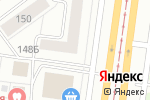 Схема проезда до компании Бегемот в Барнауле