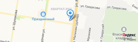 MissPRoVocation на карте Барнаула