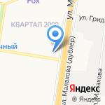 Ваши двери на карте Барнаула