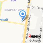 ЛЮБОЗНАЙКА на карте Барнаула