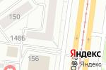 Схема проезда до компании Азия спа в Барнауле