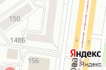Схема проезда до компании Совилу в Барнауле