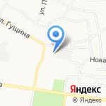 Пиво Алтая на карте Барнаула