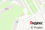 Схема проезда до компании Теремок в Барнауле