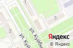 Схема проезда до компании Магазин чулочно-носочных изделий и нижнего белья в Барнауле