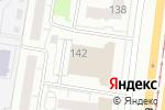 Схема проезда до компании Benissimo в Барнауле