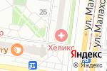 Схема проезда до компании Спектрум в Барнауле