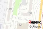 Схема проезда до компании Водремстрой в Барнауле