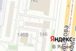 Схема проезда до компании ШАМПУНЬ в Барнауле