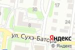 Схема проезда до компании Союз пенсионеров Индустриального района в Барнауле