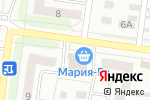 Схема проезда до компании Spa-центр 77 в Барнауле