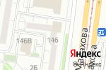 Схема проезда до компании Пегас Туристик в Барнауле