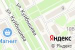 Схема проезда до компании Стоматологическая поликлиника в Барнауле
