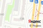 Схема проезда до компании Студия цвета Татьяны Казакеевой в Барнауле