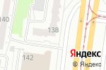 Схема проезда до компании Бисер в Барнауле