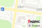 Схема проезда до компании Магазин мясных продуктов в Барнауле
