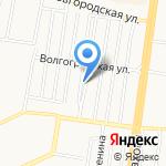 АСК-авто на карте Барнаула