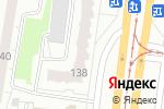 Схема проезда до компании Русский лён в Барнауле