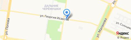 Все для ремонта и дома на карте Барнаула