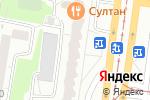Схема проезда до компании Адвокатский кабинет Ульяновой Н.А. в Барнауле