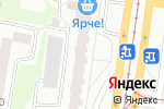 Схема проезда до компании Дворецкий в Барнауле
