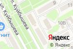 Схема проезда до компании Алтайский центр земельного кадастра и недвижимости в Барнауле