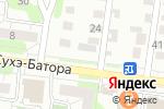 Схема проезда до компании Акварика в Барнауле