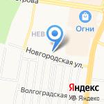 ЭКСПРЕСС на карте Барнаула