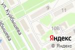 Схема проезда до компании Семья в Барнауле