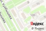 Схема проезда до компании Салон реставрации пухо-перьевых изделий в Барнауле