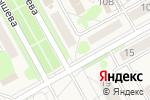 Схема проезда до компании Рамира в Барнауле