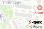 Схема проезда до компании Мary Kay в Барнауле