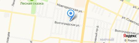 ПРОДУКТОВАЯ КОМПАНИЯ на карте Барнаула