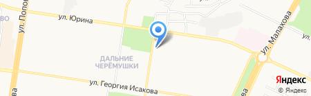ZASTEKLOM на карте Барнаула