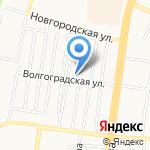 Продукты оптом на карте Барнаула