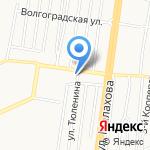 БургерБар на карте Барнаула