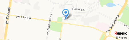 Неподарочки на карте Барнаула