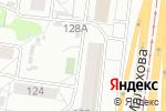 Схема проезда до компании M-Prizma в Барнауле