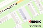 Схема проезда до компании Барнаульская специальная коррекционная общеобразовательная школа-интернат №1 в Барнауле